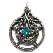 Talismã Pentagrama - Lunar Swarovski