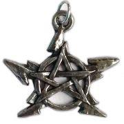 Talismã Pentagrama Raio