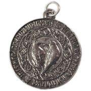 Talismã Pingente Hugin e Munin, Corvos Sagrados de Odin