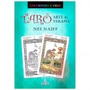 Tarô, arte e terapia, colorindo a vida!