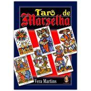 Tarô de Marselha - Livro e Baralho