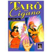 Tarô do Cigano (Livro e Baralho)