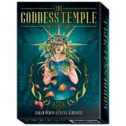 The Goddess Temple (O Templo da Deusa) - Oracle Cards (Oráculo de Cartas)