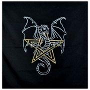 Toalha de Altar - Dragão (3)