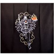 Toalha de Altar - Kali Dourado