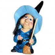 Ursula, a Bruxinha da Sabedoria - Azul