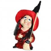 Ursula, a Bruxinha da Sabedoria - Vermelho