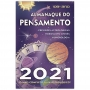Almanaque do Pensamento 2021 - Previsões Astrológicas, Horóscopo Chinês, Numerologia