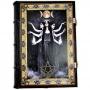 Book Of Shadows Encadernação Medieval 400pg. sem pauta - Hécate