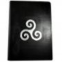 Caixa Triskle para Livro das Sombras