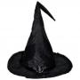Chapéu de Bruxa - Preto modelo 2