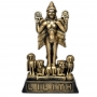 Deusa Lilith - Dourada