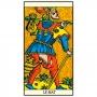 Golden Tarot of Marseille (Tarô de Marselha Dourado)
