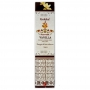 Incenso Ayurvedic Vanilla - Energia de Boas Vibrações