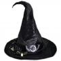 Chapéu de Bruxa - Preto modelo 18