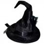Chapéu de Bruxa - Preto modelo 19