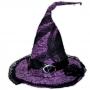 Chapéu de Bruxa - Roxo (mod 15)