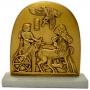 Réplica Museu Egípcio - Tutankhamon em sua carruagem