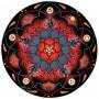 Toalha Emborrachada para Altar Mandala mod. 13