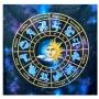 Toalha para Altar e Tarô Mandala Astrológica