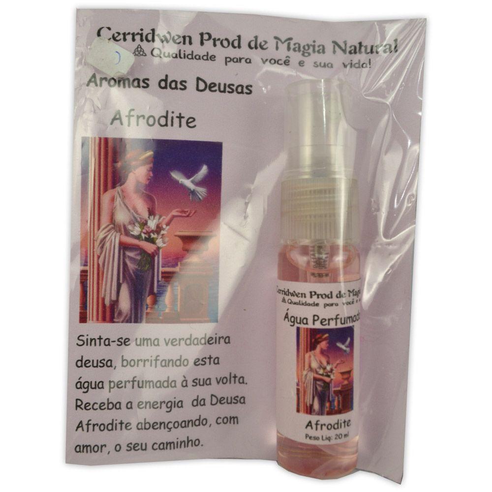 Água Perfumada - Afrodite