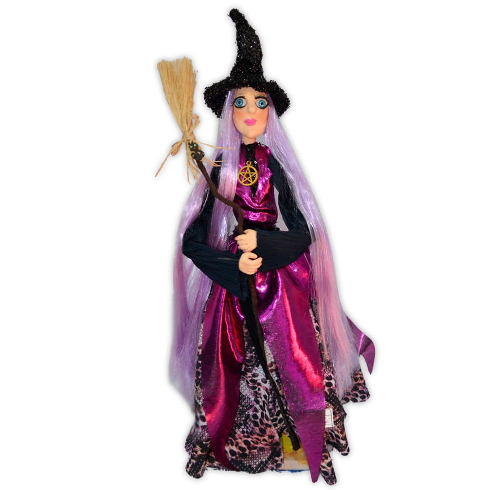 Akasha - A bruxa da amizade (modelo.103)