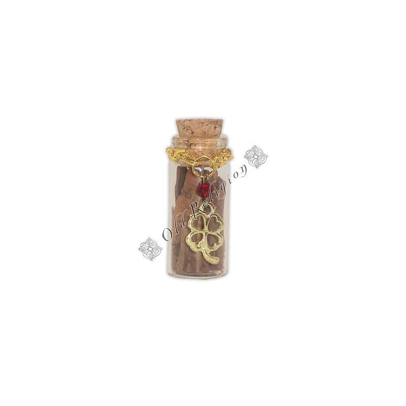 Amuleto Garrafinha - Prosperidade
