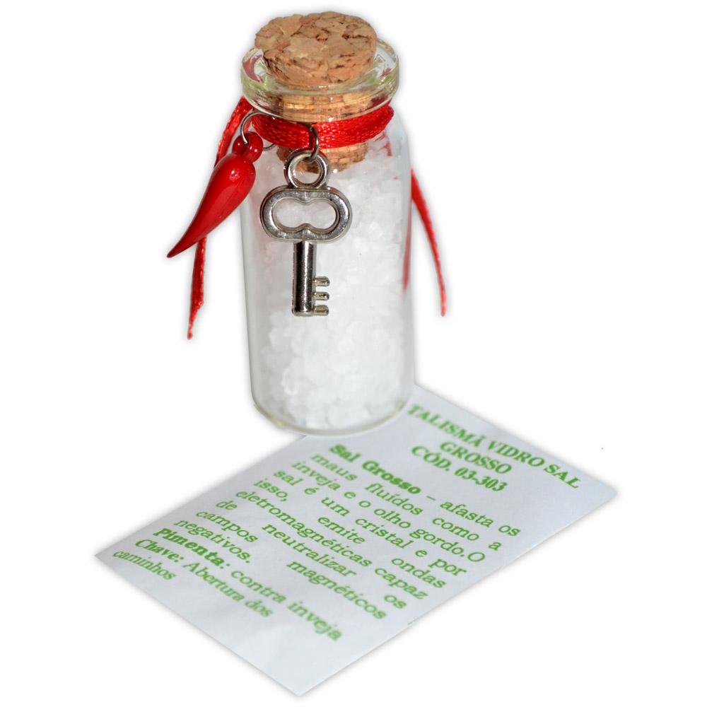 Amuleto Garrafinha - Proteção