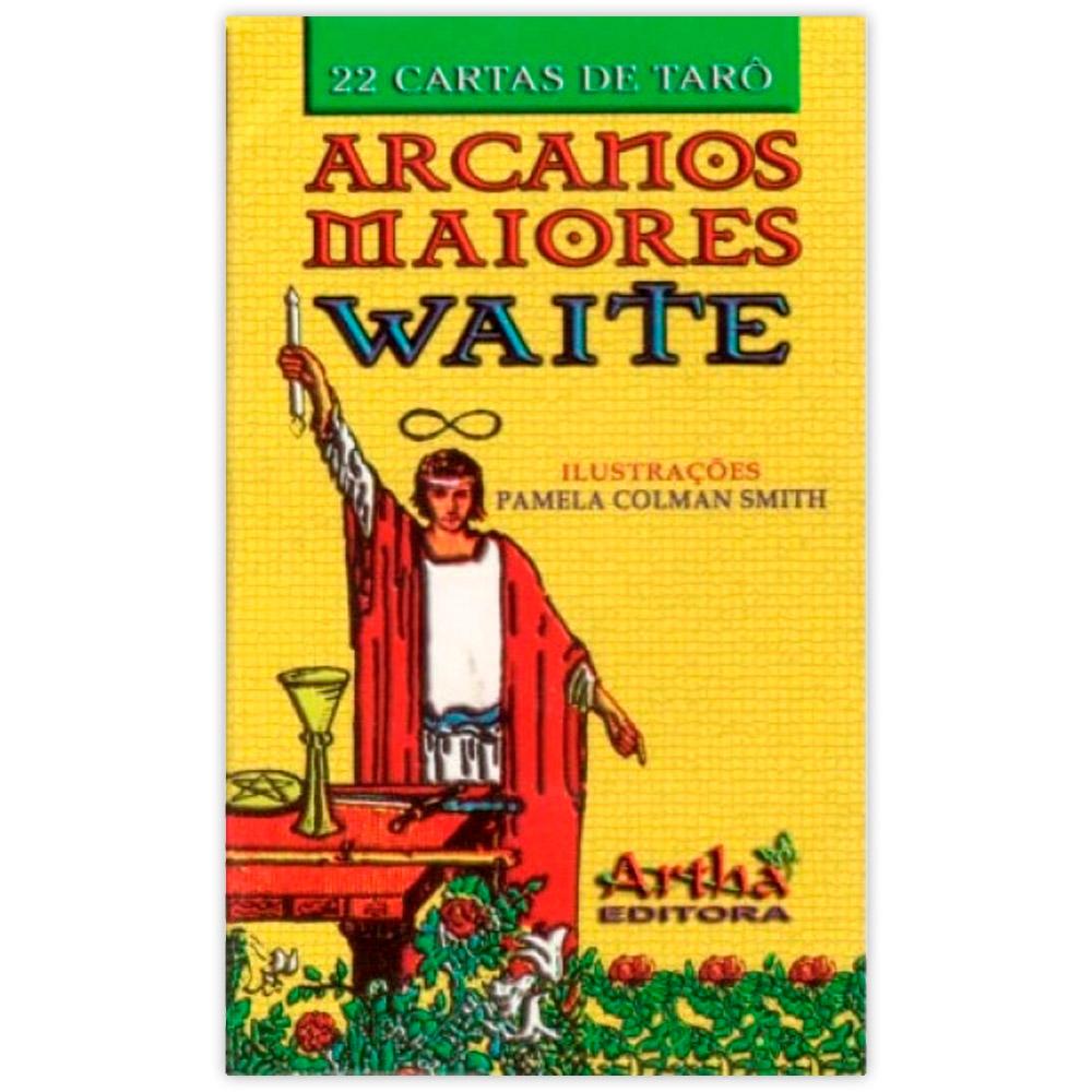 Tarô de Waite - Arcanos Maiores