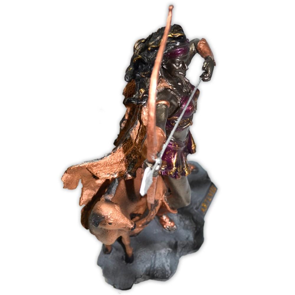 Deusa Ártemis - Colorida