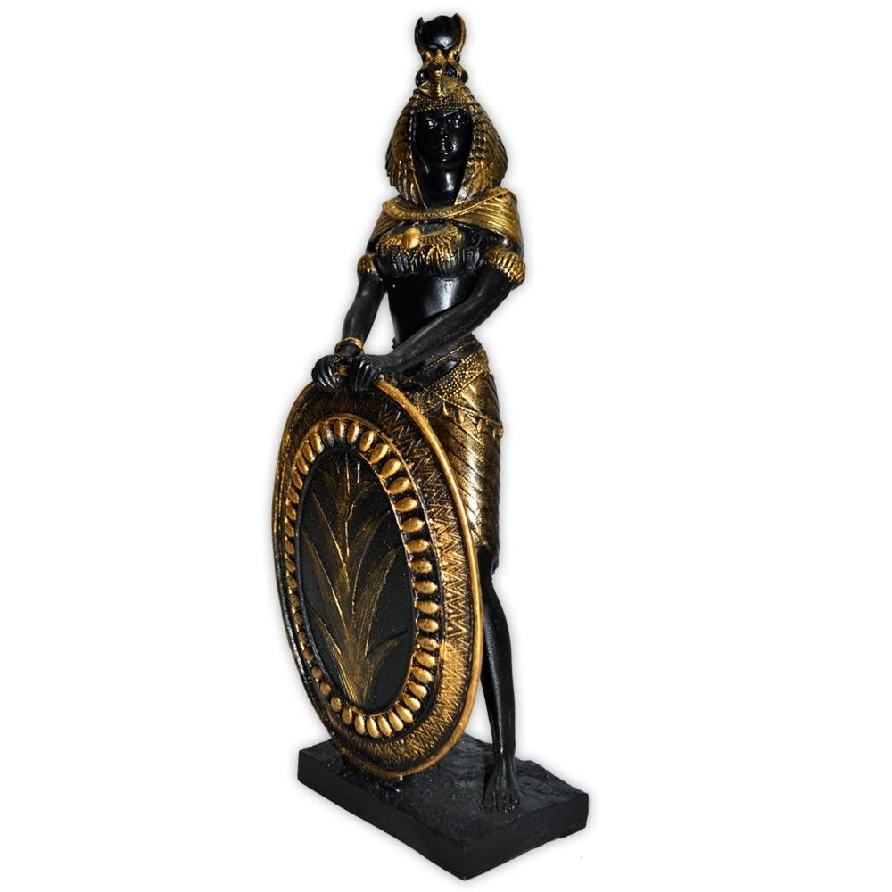 Deusa Ísis - Dourada modelo 1
