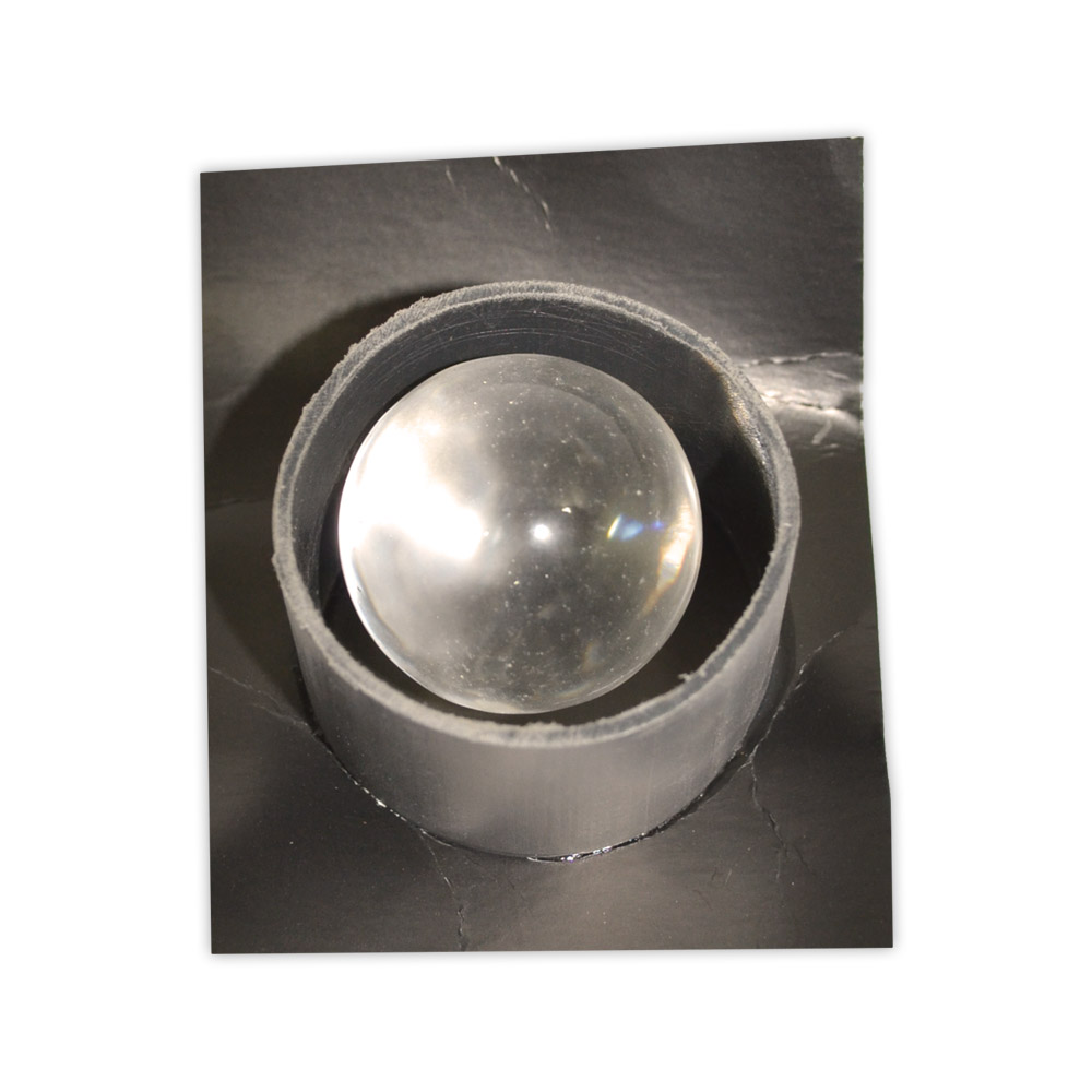 Bola Cristal Limpo - 33 a 38 mm