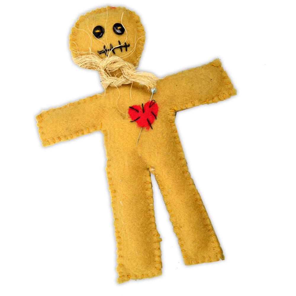 Spirit Doll Modelo 2 - Amarelo