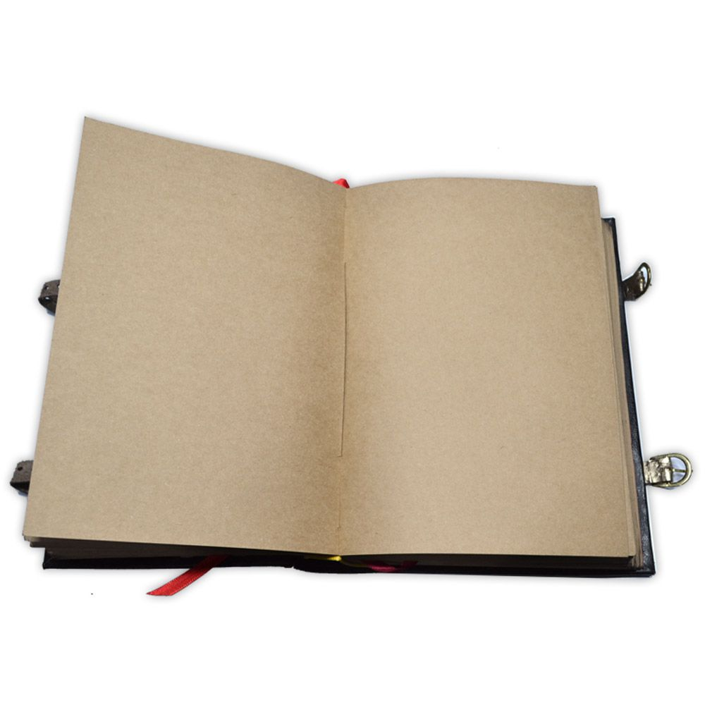 Book Of Shadows Encadernação Medieval 600pg. - Pentagrama