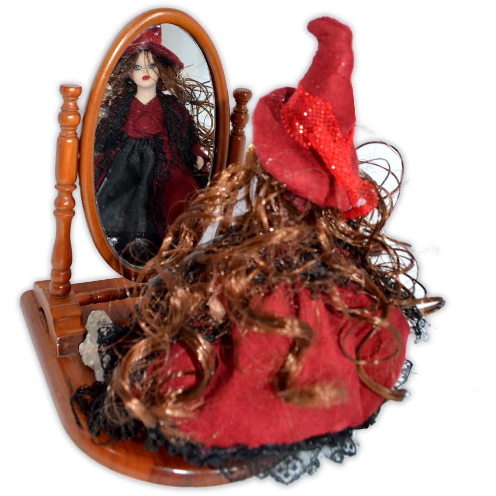 Bruxa com Espelho