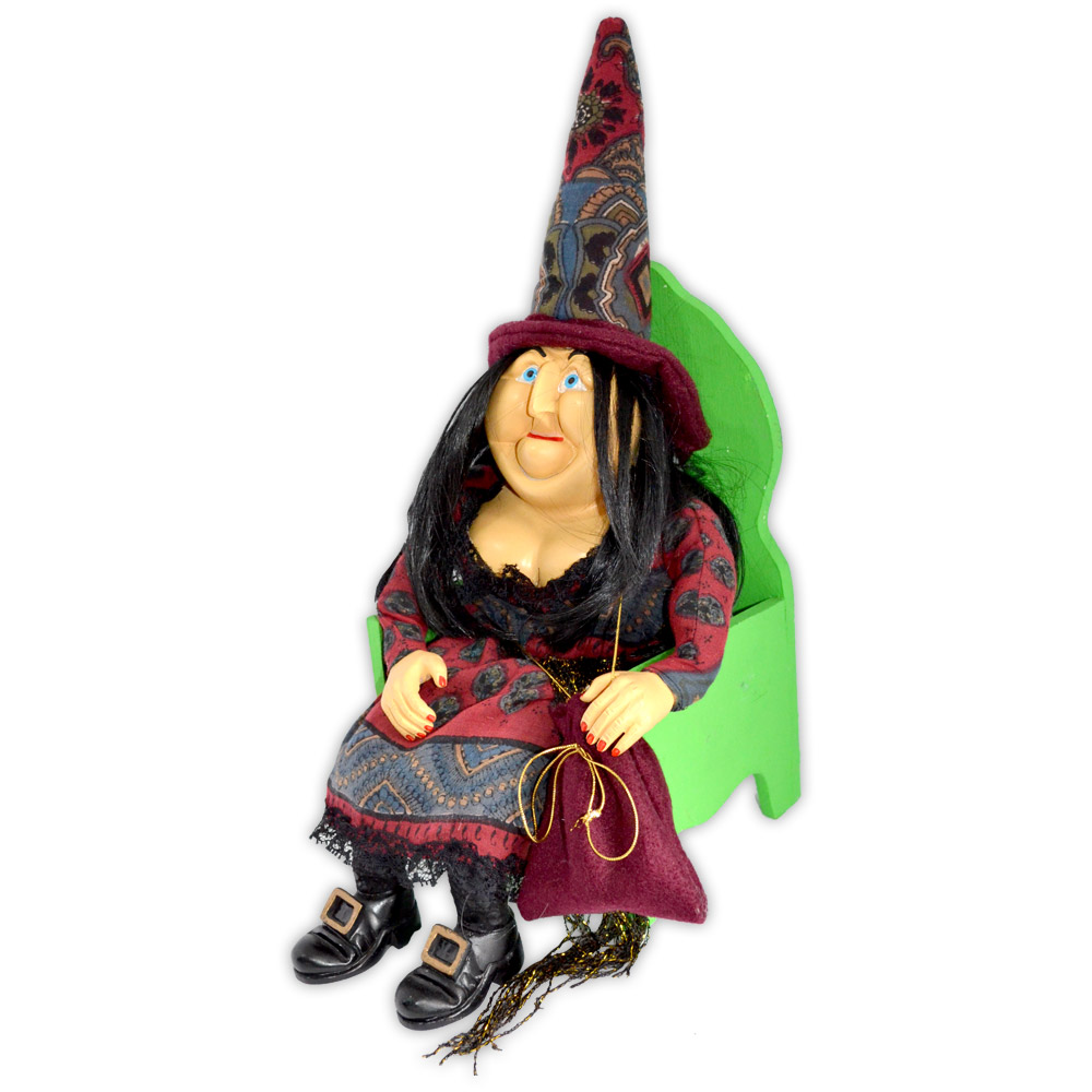 Clemilda - Bruxa Cigana da Sorte (mod. 69)