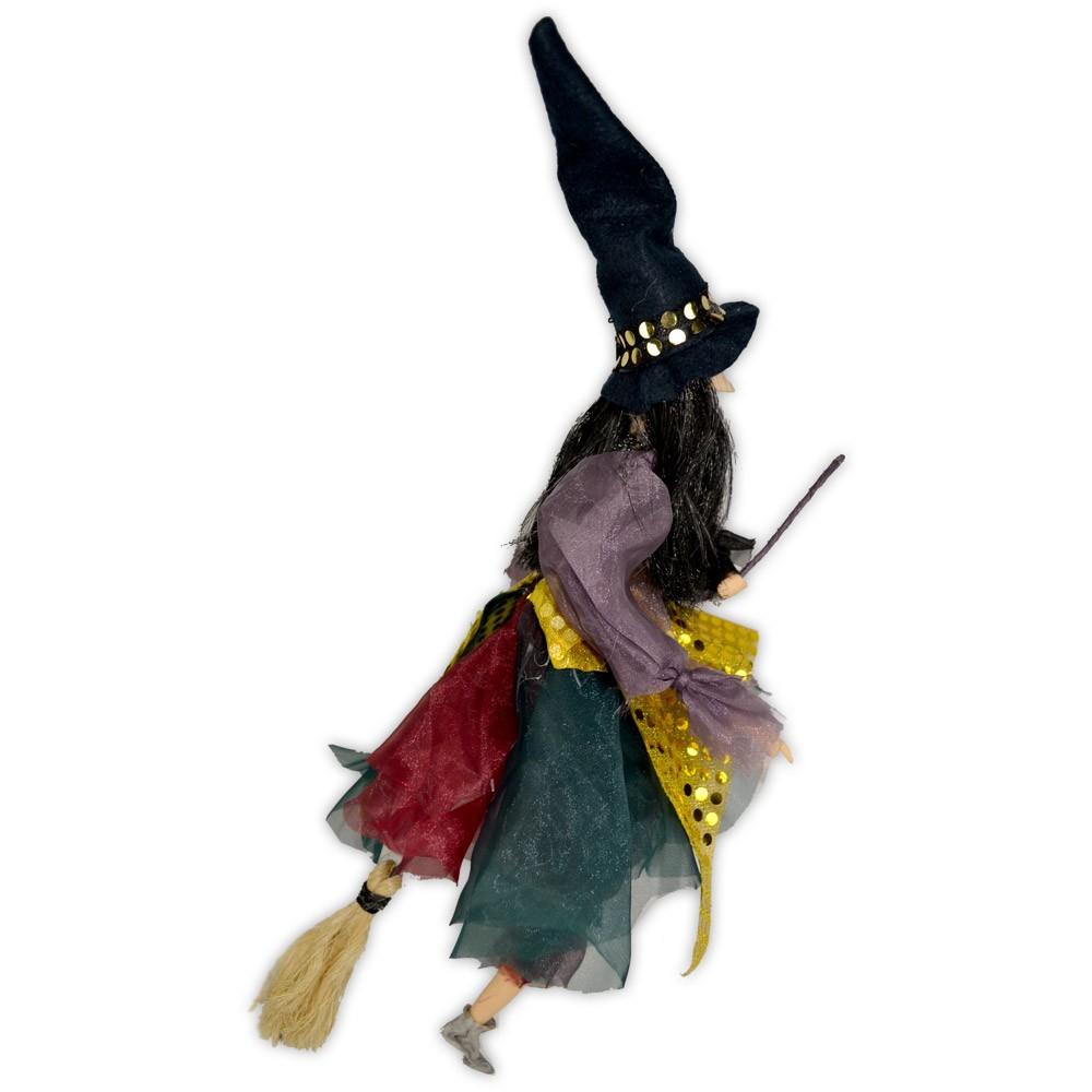 Bruxa Voadora Coralina - Proteção
