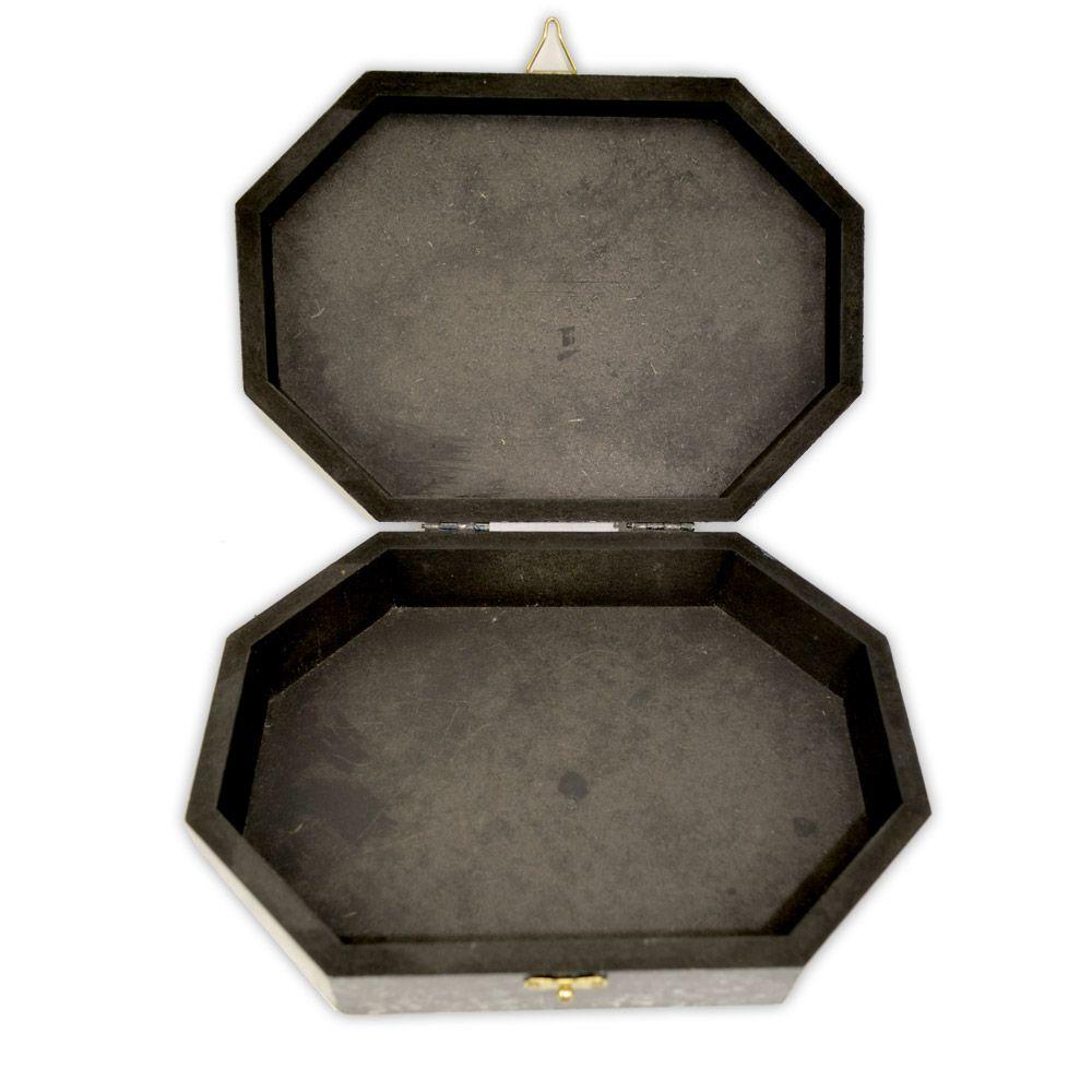 Caixa Octagonal - Feiticeira
