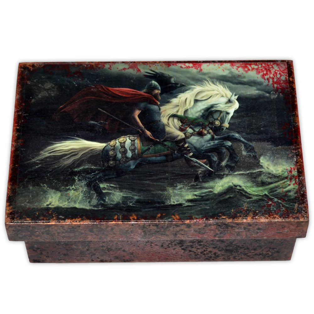 Caixa de Tarô - Guerreiro