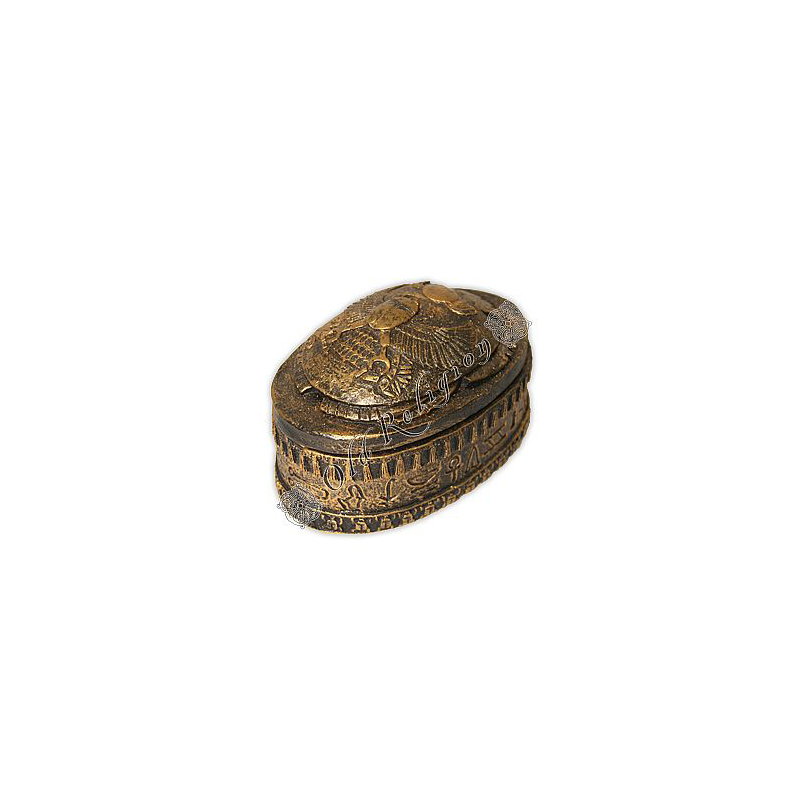 Caixa Egípcia - Elíptica