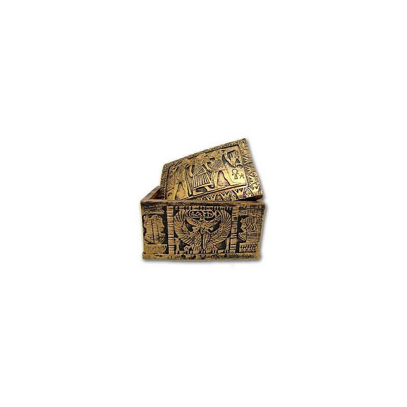 Caixa Egípcia - Quadrada