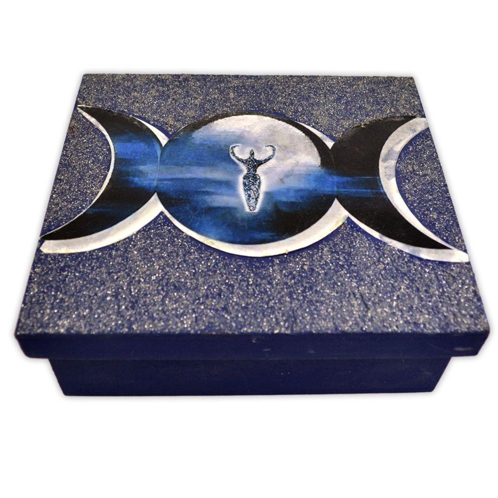 Caixa para Tarô - Triluna