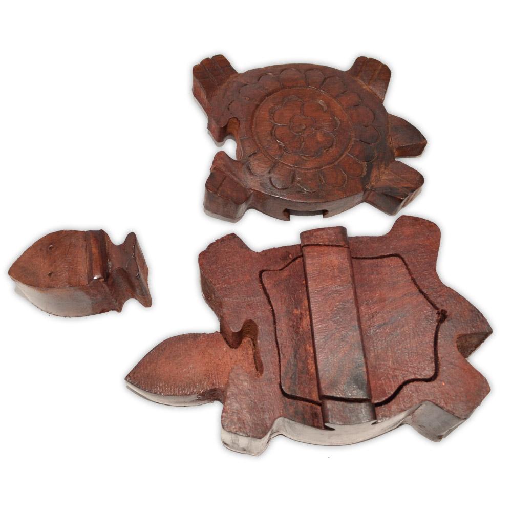 Caixa Secreta - Tartaruga