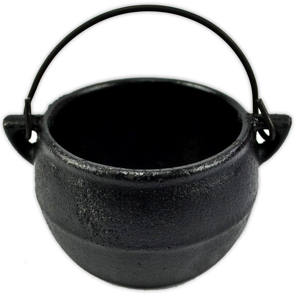 Caldeirão de Ferro Mini sem pé - 150 ml