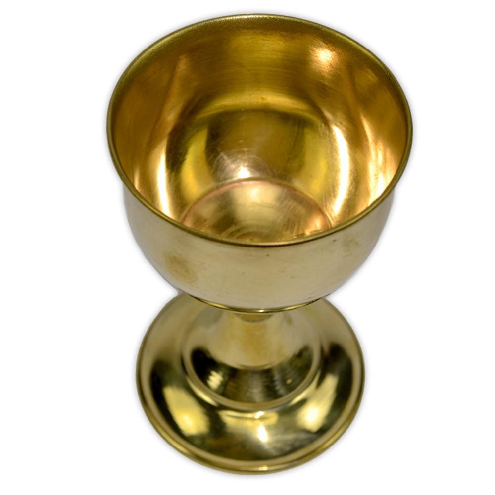 Cálice Dourado Médio