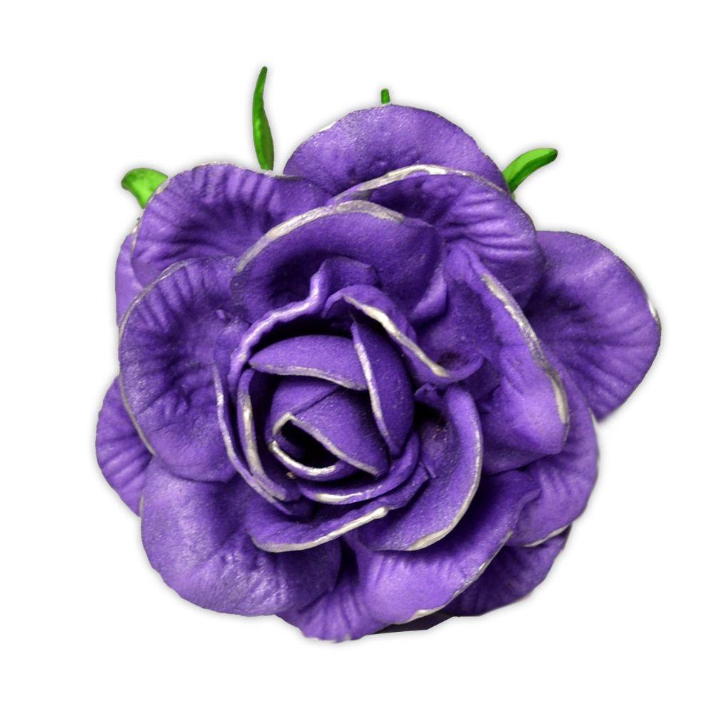 Caneta Rosa - Lilás