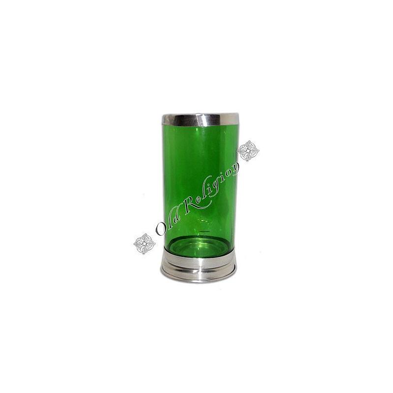 Castiçal para Vela 7 Dias - Verde