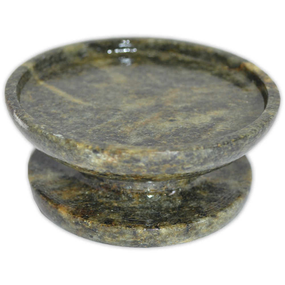 Castiçal pedra sabão (3)