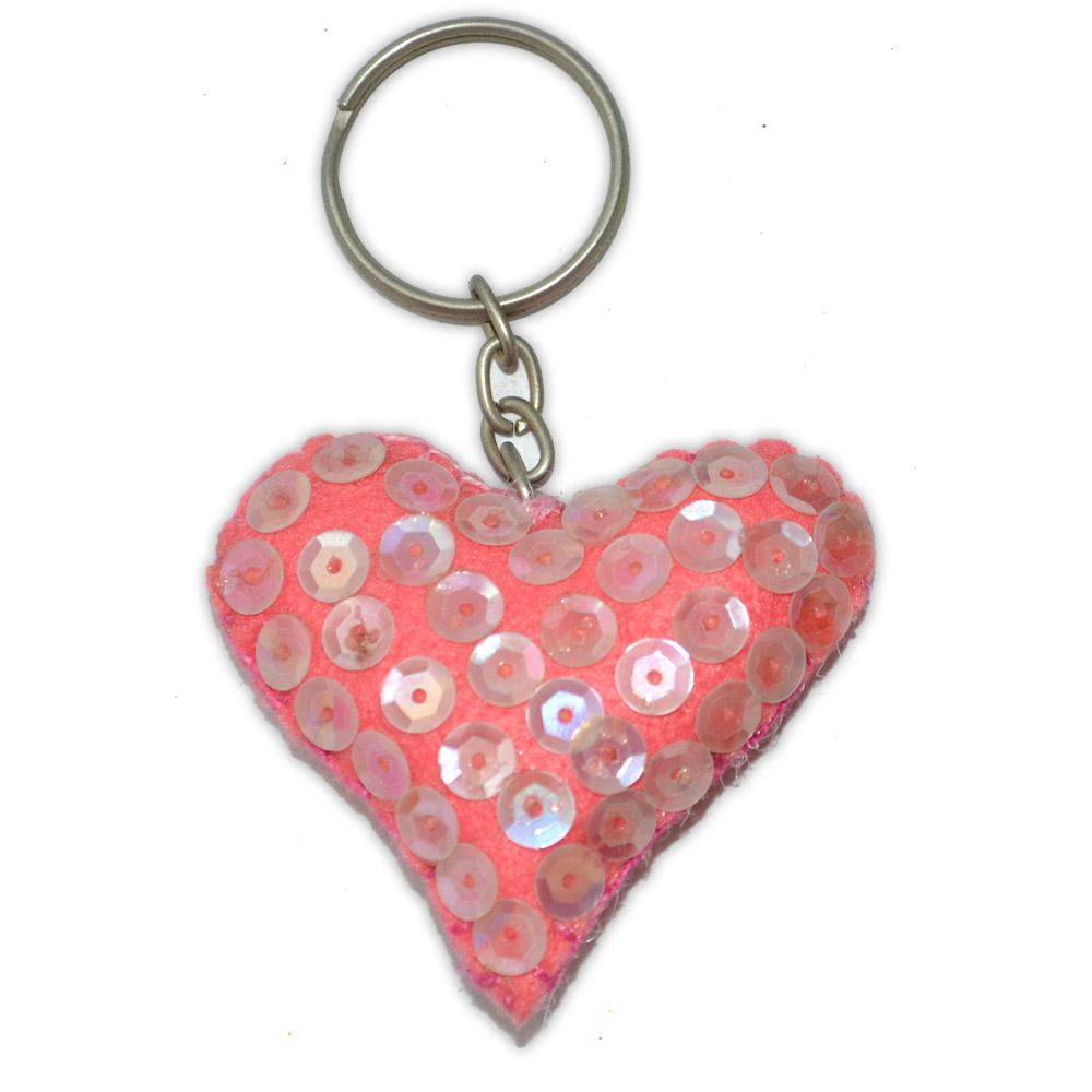 Chaveiro coração (2)