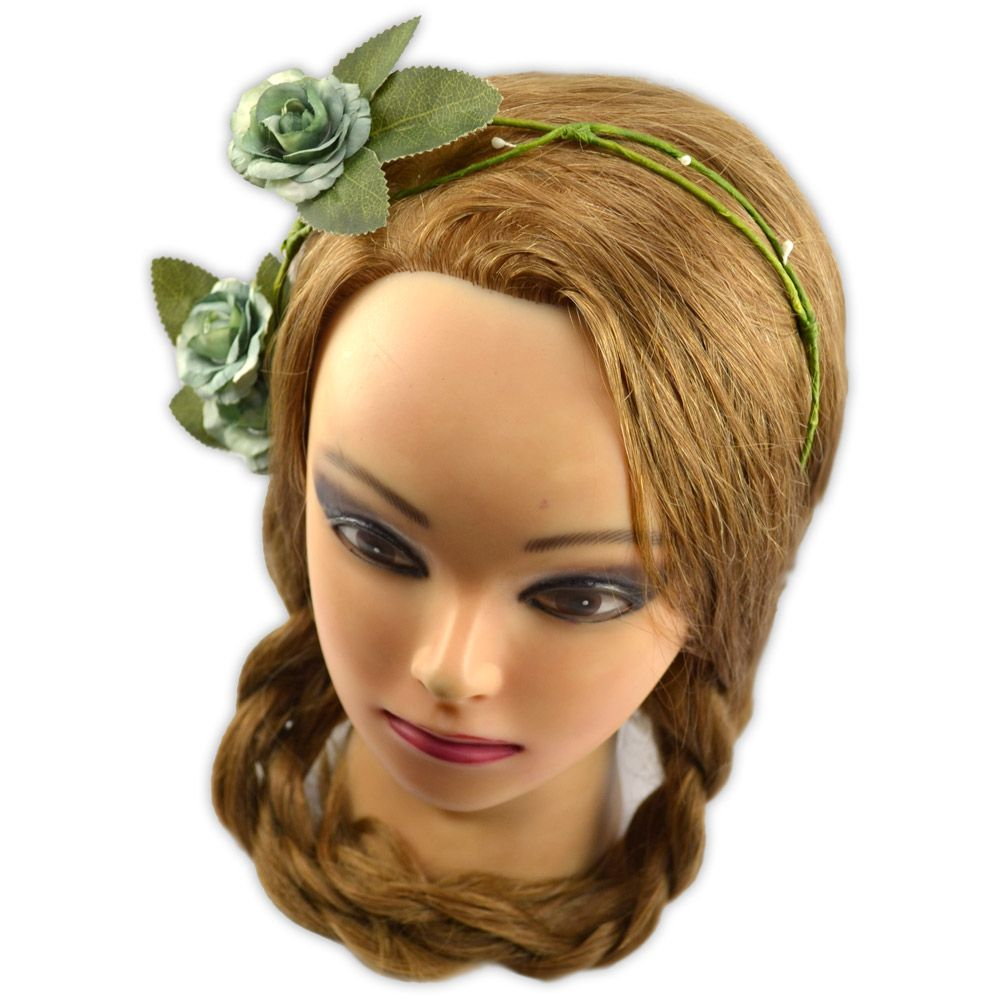 Coroa de Flores Verde